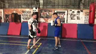 Бокс: Кросс - самый неожиданный удар в боксе