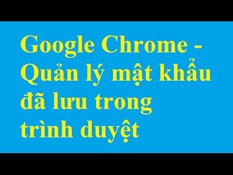 Google Chrome – Quản lý mật khẩu đã lưu trên trình duyệt – Taimienphi.vn