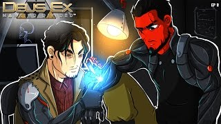 "Let's Play! | Deus Ex: Mankind Divided -- ""Getting Fine Tuned!"" (HIDDEN AUGMENTATIONS?!) (EP2)"