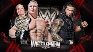 Combate Por El Titulo | WWE2K15 | PC