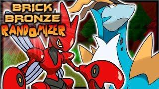 DES BATAILLES LÉGENDAIRES SUR LA ROUTE 1! Roblox Pokémon Brick Bronze Randomizer Aventure #2