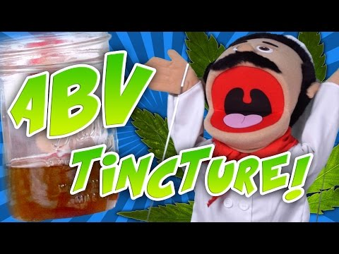 Simple ABV Weed Tincture Recipe