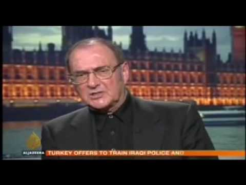 Al Jazeera interviews Harold Pinter Part 2