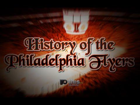 History Of The Philadelphia Flyers. Full Version