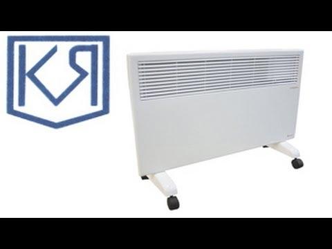 видео: Электроконвекторы отопления настенные Hintek RA