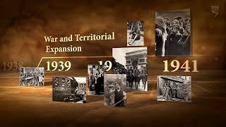 What is the Holocaust Part 4/7: War and Territorial Expansion (1939-1941)