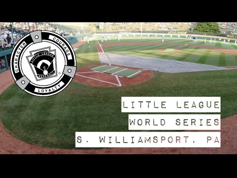 The Little League World Series I South Williamsport, PA 2019