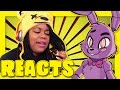 Bonnie S Mixtape FNAF Song Fandroid MUSIC Reaction AyChristene Reacts mp3