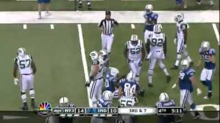 Jets vs Colts 08.01.2011