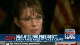 Jack Cafferty Tells Us How He Really Feels About Sarah Palin