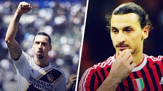 Zlatan Ibrahimović left Los Angeles Galaxy with the ultimate mic drop! | Oh My Goal