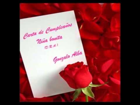 Carta de cumplea os para una mujer poema youtube - Bombas de cumpleanos ...