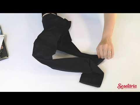 Prezentare ciorapi rezistenti multifibra Conte Elegant Prestige 70 den