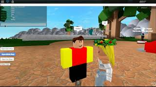 Playing Favorite The O! (ROBLOX) meeting a new person!