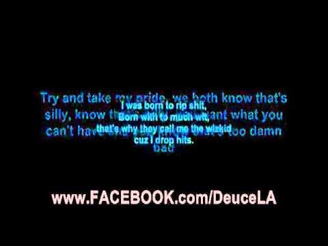 Deuce - Now You See My Life (lyrics)