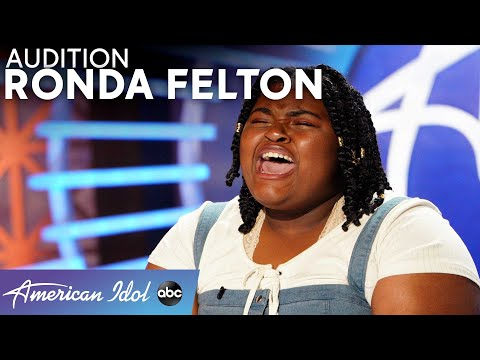 Grab Your Tissues! Ronda Felton Makes Lionel Richie Cry! - American Idol 2021