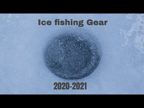 My 2020-2021 Ice Fishing Setup!