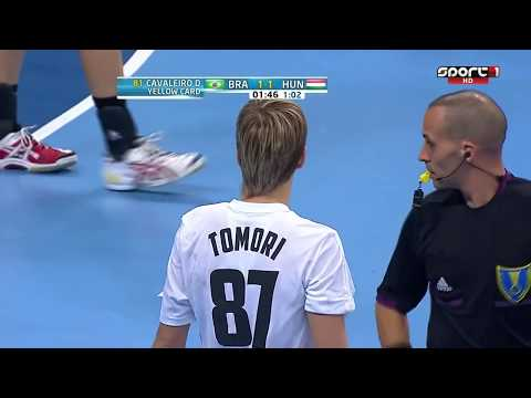 Brazil x Hungary - Quarter-Finals of Women's World Handball Championship 2013 - Full Match