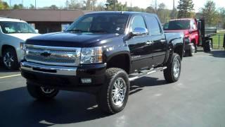 2011 Chevy Silverado Rocky Ridge Conversion Truck