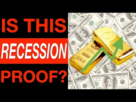 Should you buy GOLD before the 2020 Recession? (explained in 6 min)