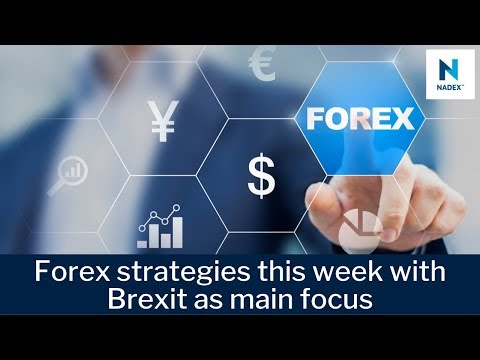 Forex strategies this week with Brexit as main focus