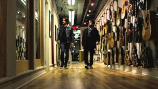 Foo Fighters Sonic Highways: Nashville Preview (HBO)