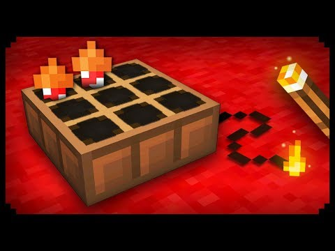 ✔ Minecraft: How to make a Working Firework Battery