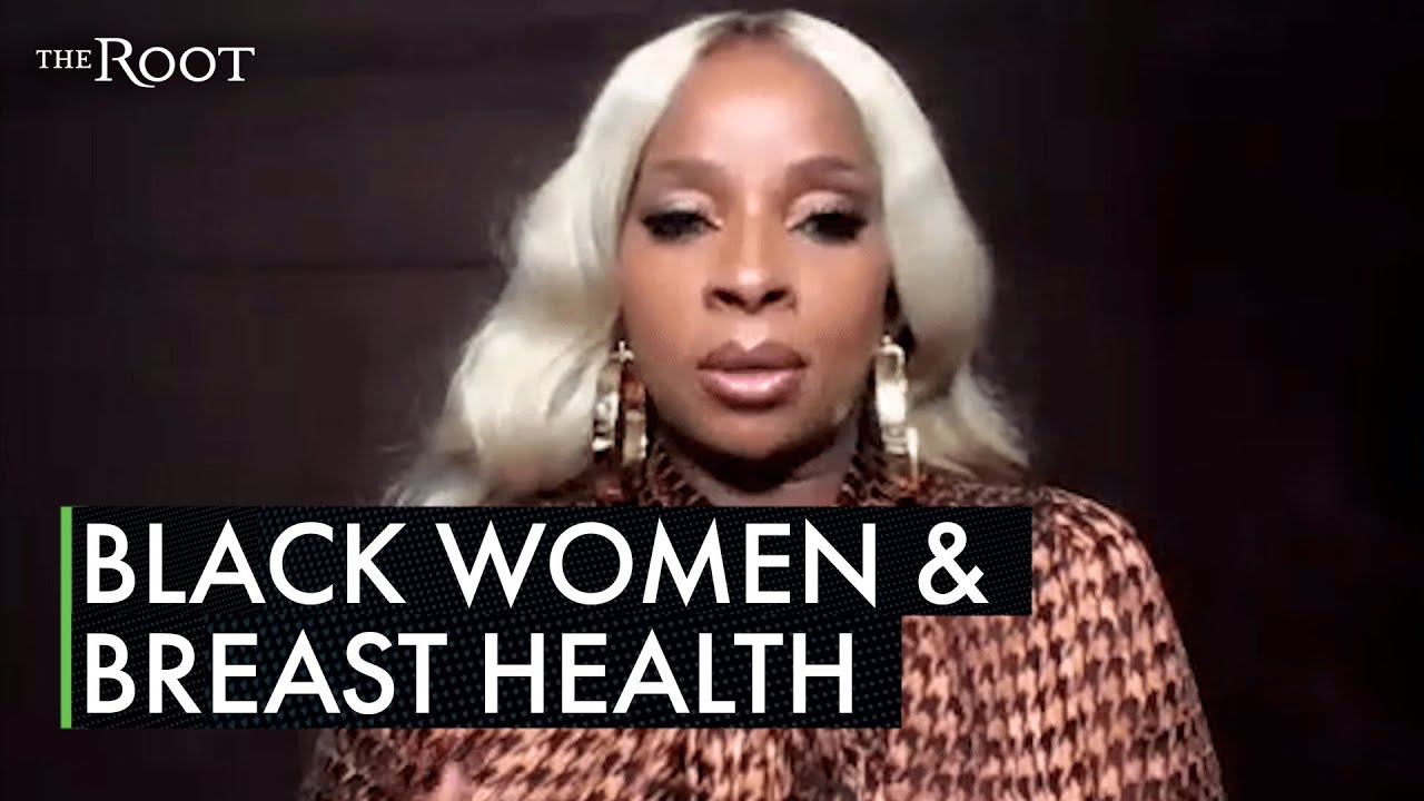 Mary J. Blige Talks Breast Cancer Awareness With The Root