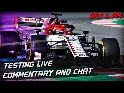 Testing Radio Commentary and Chat: Day Four PM - No Footage