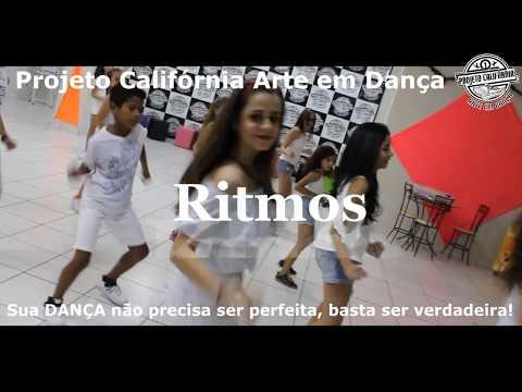 Projeto Califórnia Arte em Dança    de fim de ano