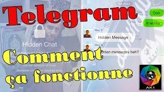 Explication Telegram Signal comment fonctionnent messageries chiffrés utilisés terroristes politique