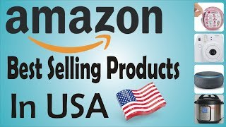 Amazon Best selling products in USA