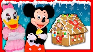 MICKEY MOUSE DIsney Toy Freaks Daisy Doc McStuffins Search for Hot Chocolate