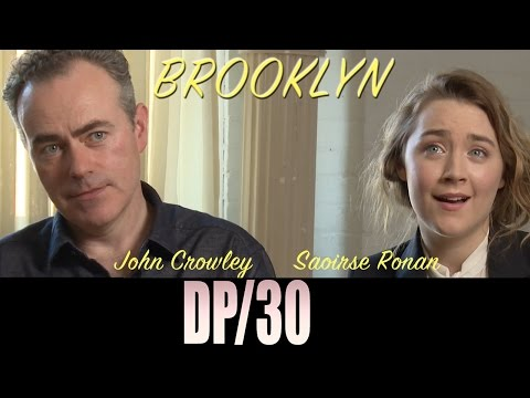 DP/30 @ TIFF 2015: Brooklyn, Saoirse Ronan, John Crowley