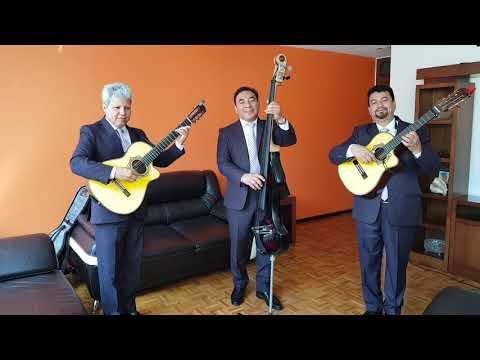 Trío Los Semejantes Promocional El Salvador.