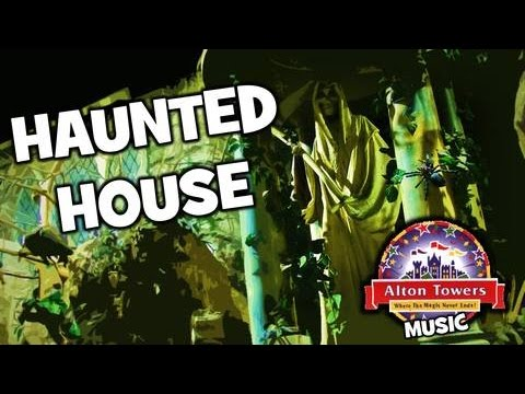 Haunted House Music - Alton Towers Past Ride Music