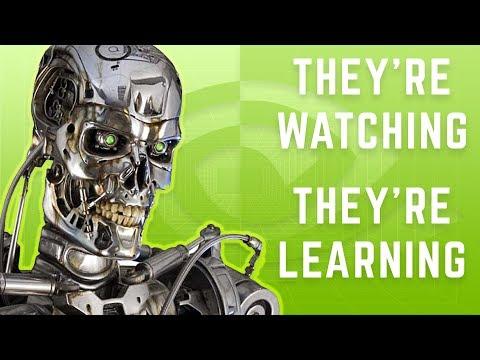 Nvidia's New AI Algorithm Is Pretty Scary