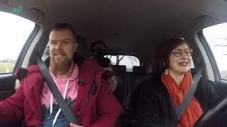 Raidījums ZAĻĀ GAISMA izbrauc ar Zani Daudziņu