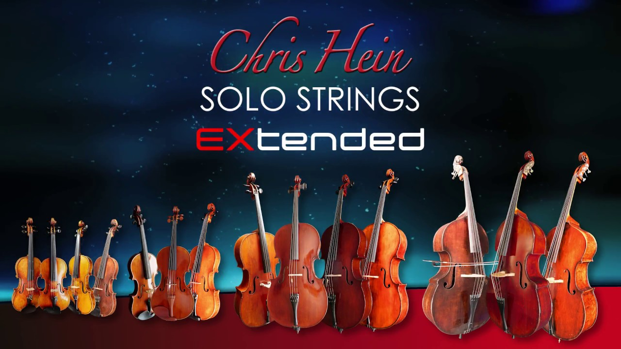 CH-Solo Strings Overview
