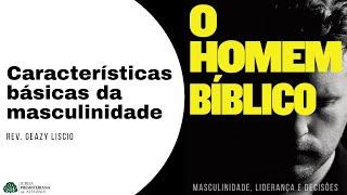 Estudo Bíblico   07/07/2021   Rev. Geazy Liscio