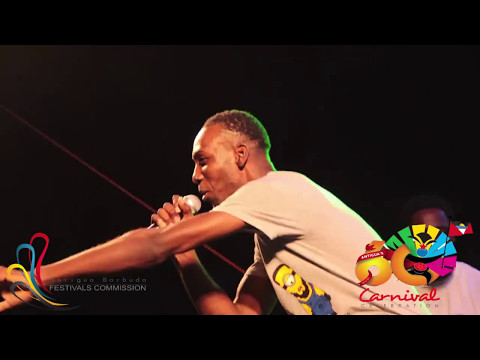 """""""Old Time Something"""" @ Antigua Carnival 2016 Launch"""