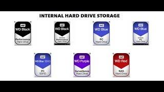 which hard drive to buy ??? Advice before buy check Hard drive Types and Advantages !!!