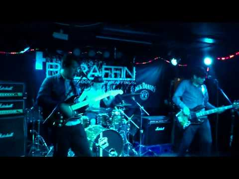 Insurgents, live @ The Horn, St Albans, Sept. 7th 2012