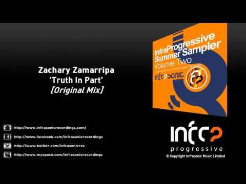 Zachary Zamarripa - Truth In Part