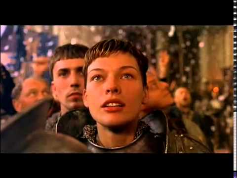 "Eric Serra - My heart calling (Official video from ""Jeanne d'Arc"" original soundtrack)"