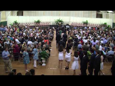 The Park School 2015 Graduation Processional