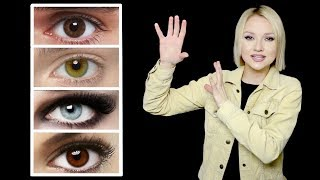 What Your EYE COLOR REALLY Is? mp3