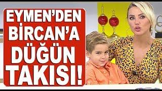 Ece Erken'in oğlu Eymen Bircan'a düğün hediyesi getirdi!