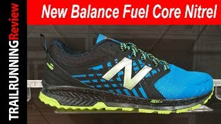 New Balance Fuel Core Nitrel Preview