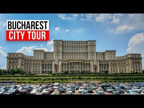 Bucharest Romania City